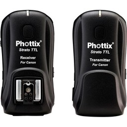 Phottix Strato TTL Flash Trigger (Canon)