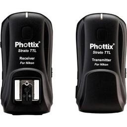 Phottix Strato TTL Flash Trigger (Nikon)
