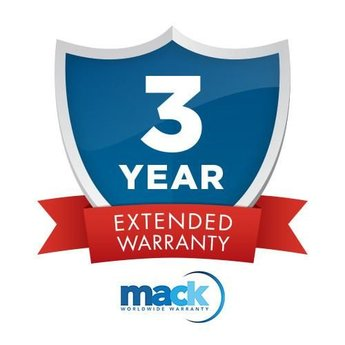 Mack 3 Year Warranty Under $250