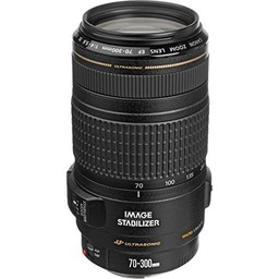 Used Canon 70-300mm f/4-5.6 IS USM