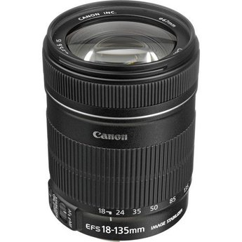 Used Canon 18-135mm EF STM