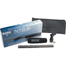 RODE RODE NTG2 Microphone