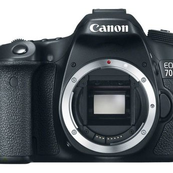 Used Canon 70D body