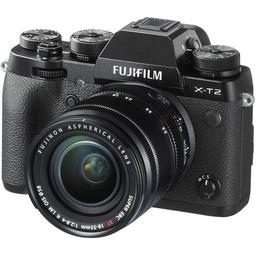 Fujifilm Fuji X-T2 18-55 Lens Kit (Black)
