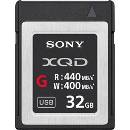 Sony 32GB XQD 440MB/S