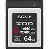 Sony 64GB XQD 440MB/S