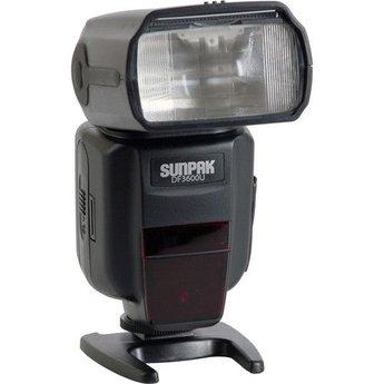 Sunpak DF3600U flash