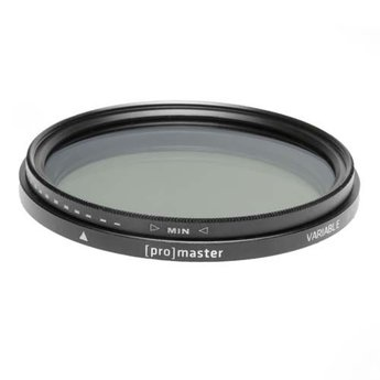 Promaster PRO Standard 82mm Variable ND