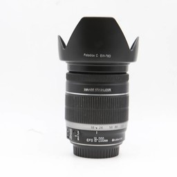 used Canon 18-200mm f/3.5-5.6