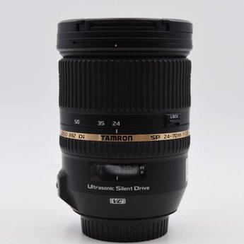 Used Tamron 24-70 VC A007 Nikon