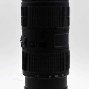 Used Nikon 70-200mm f4 N