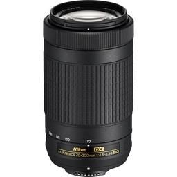 Used AF-P Nikon 70-300mm f/4.5-6.3G ED