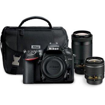 Nikon D7200 Dbl Zoom  Kit #13533