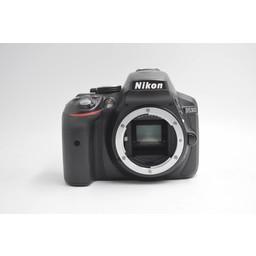 Used Nikon D5300 body