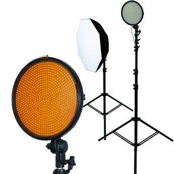 Promaster PRO VL800D Lighting KIt