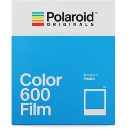 Polaroid 600 film color