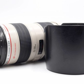 Used Canon EF 70-200mm f/2.8L USM Lens