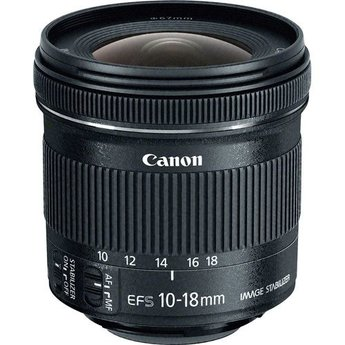 Canon Canon EF-S 10-18mm f/4.5-5.6 IS STM