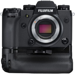 Fujifilm Fuji X-H1 with Grip