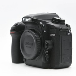 used Nikon D7500 Body (2790 clicks)