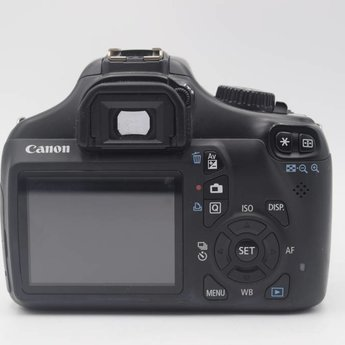 Used Canon T3 18-55mm IS II kit
