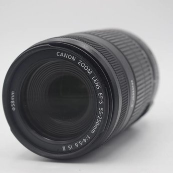 Used Canon 55-250mm IS II