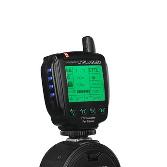 Promaster PRO 2.4GHz Unplugged TTL Transmiter (Canon) #6866
