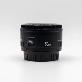 Used Canon 50mm 1.8 II