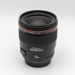 Used Canon 35mm 1.4 L