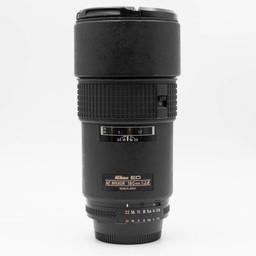Used Nikon 180mm f/2.8 ED