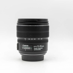 Used Canon 15-85mm EF-S IS USM