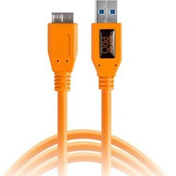 Tether Tools Tether Tools TetherPro USB 3.0 male to Micro-B, 15'