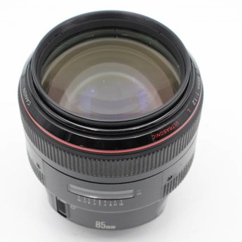 Used Canon 85mm 1.2L