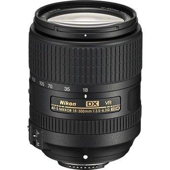 Nikon Nikon AF-S DX NIKKOR 18-300mm f/3.5-6.3G VR