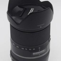 Used Tamron 16-300 Canon