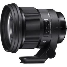 Sigma 105mm f/1.4 ART DG HSM (Nikon)