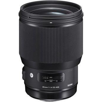 Used Sigma 85mm 1.4 ART Nikon
