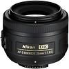 Used Nikon 35mm 1.8G AF-S DX w/hood