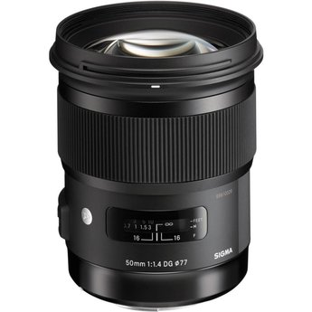 Sigma Sigma 50mm f/1.4 DG HSM ART (Sony FE)