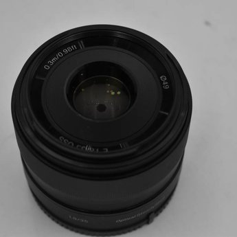 Used Sony E35mm F1.8