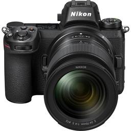 Nikon Z7 24-70mm f/4 Mirrorless Camera (Lens Kit)