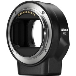 Nikon Z-to-F Mirrorless Lens Adapter