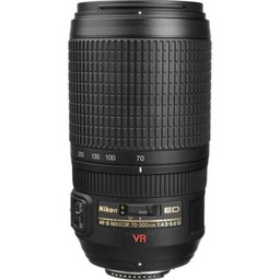 Used Nikon 70-300mm f/4.5-5.6G VR ED