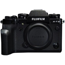 Fujifilm X-T3 Body Only (Black)