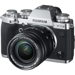 Fujifilm X-T3 18-55mm Kit (Silver)