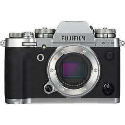 Fujifilm X-T3 Body Only (Silver)