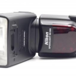 Used Nikon SB-900 flash