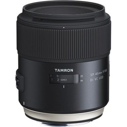 Used Tamron 45mm 1.8 VC Canon