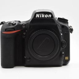Used Nikon D750 Body (11,400 Clicks)