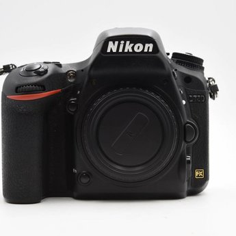 Used Nikon D750 Body (11,400 Clicks)